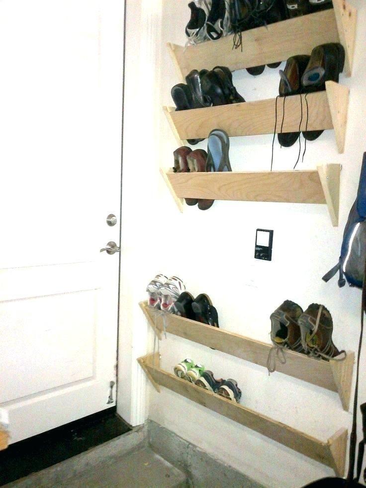 Ikea Shoe Wall Off 61, Ikea Shoe Rack Storage