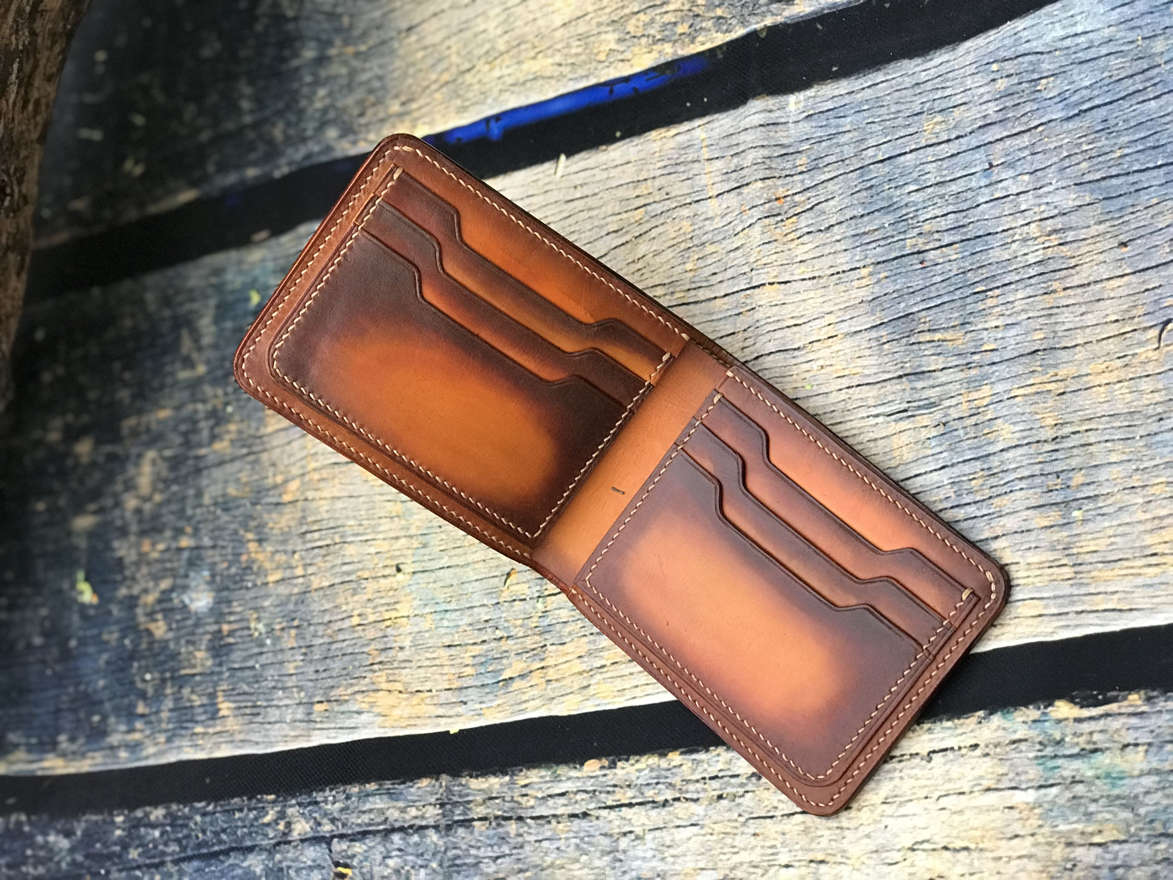 Pin By Asmaa Samir On Leather Leather Wallet Pattern
