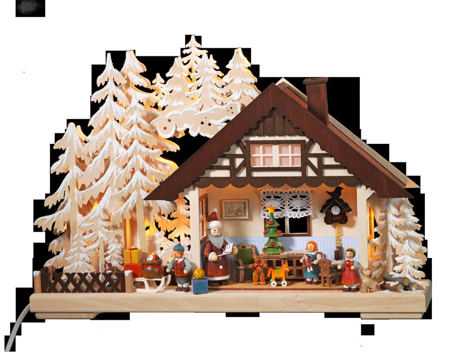 schwibbogen haus weihnachtstr ume werden wahr 230 v im k the wohlfahrt online shop wood. Black Bedroom Furniture Sets. Home Design Ideas