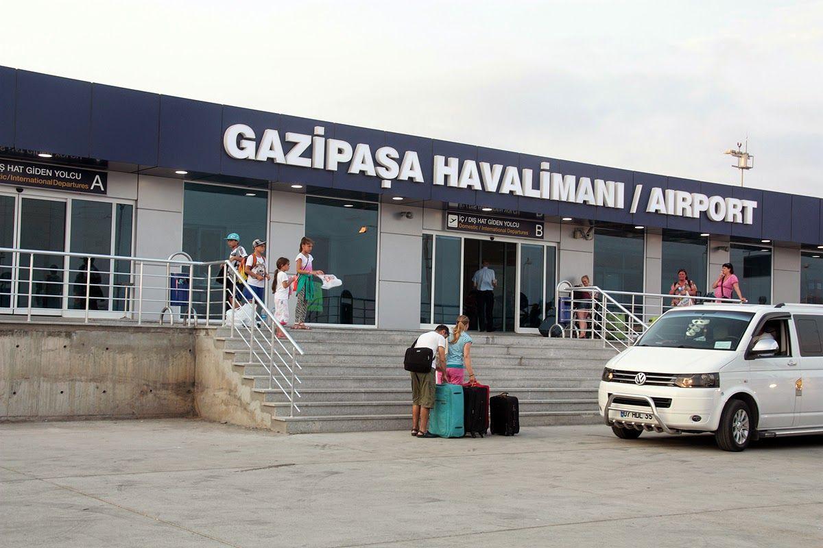 lauluni sadepäivän varalle: Gazipasan lentoasema #gazipasa #alanya #turkki #turkey #travel