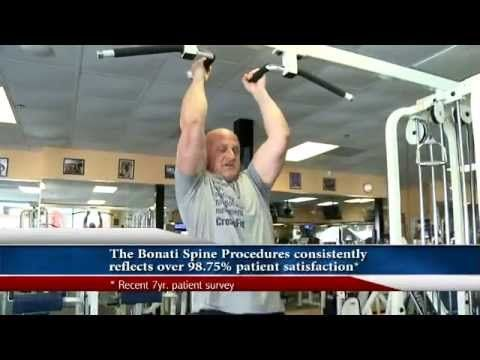 Sciatica Treatment - Spinal Stenosis Surgery   The Bonati Spine Institute