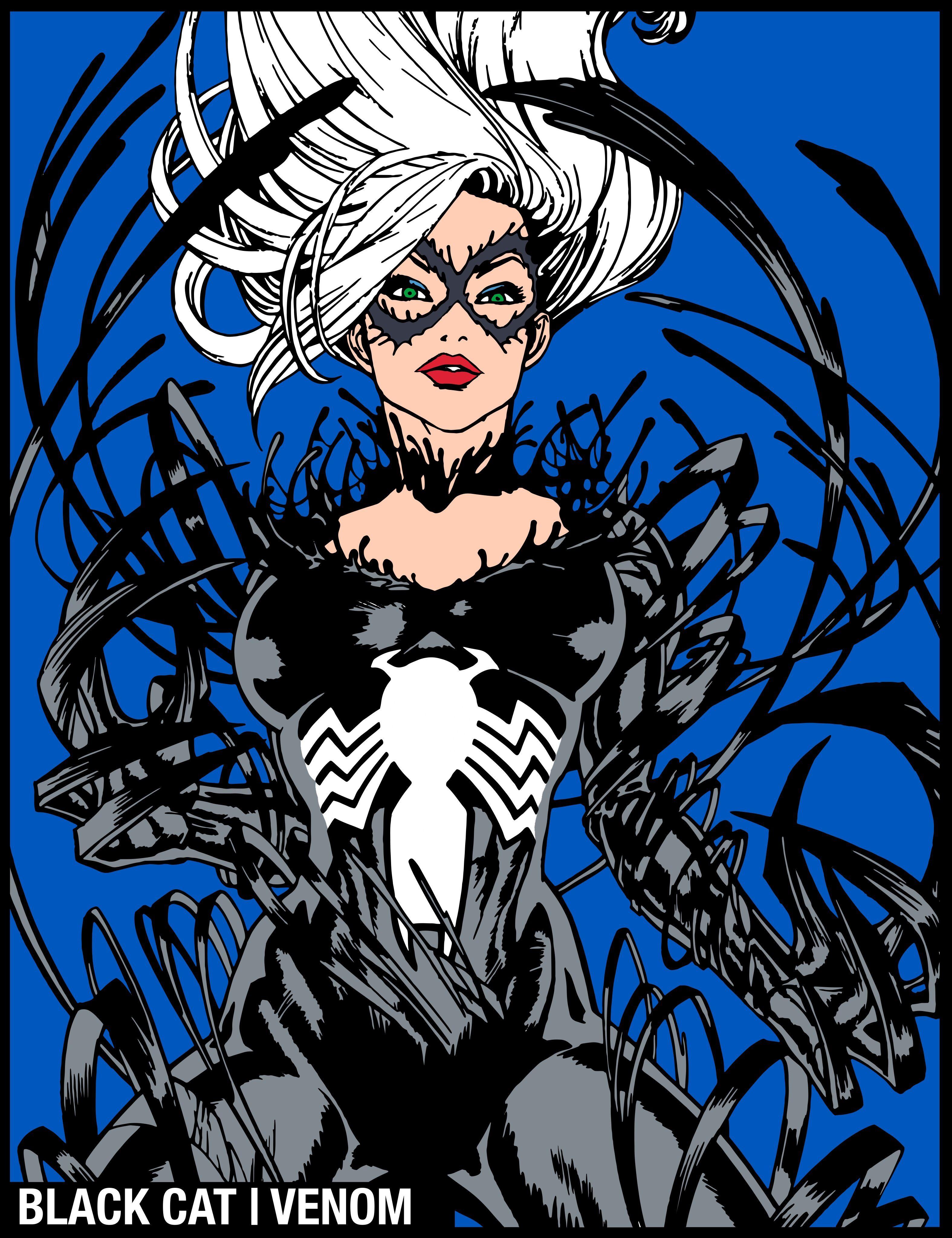 Color Your Own Venom