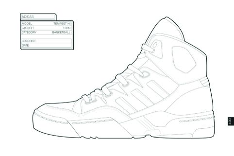 sneakers technical drawing - Cerca con Google | draw | Pinterest ...