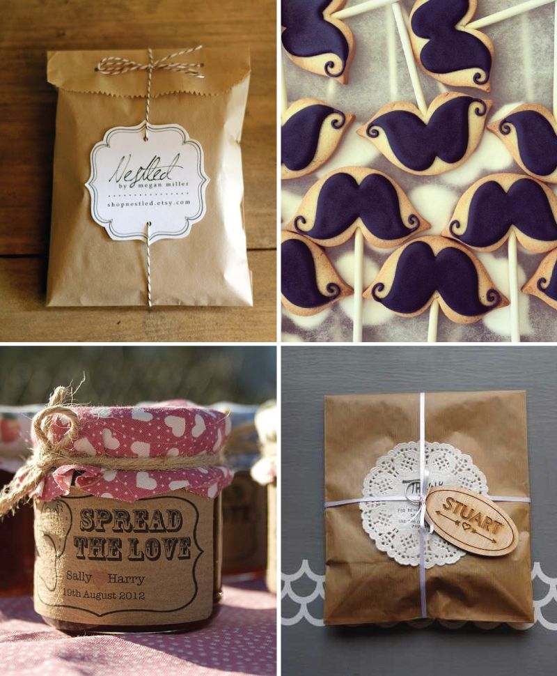 Thanks For The Wedding Gift: Wedding Thank You Gifts For Guests Ideas