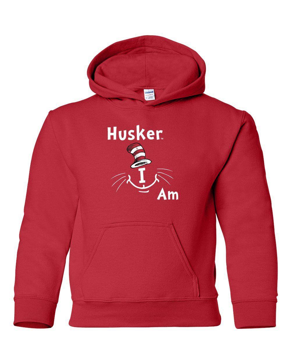 Nebraska Cornhuskers Sweatshirts Sweatshirt Shirt Hoodies [ 1250 x 1000 Pixel ]