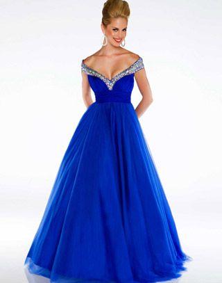 blue ball gowns royal blue ballgown bridesmaid dresses
