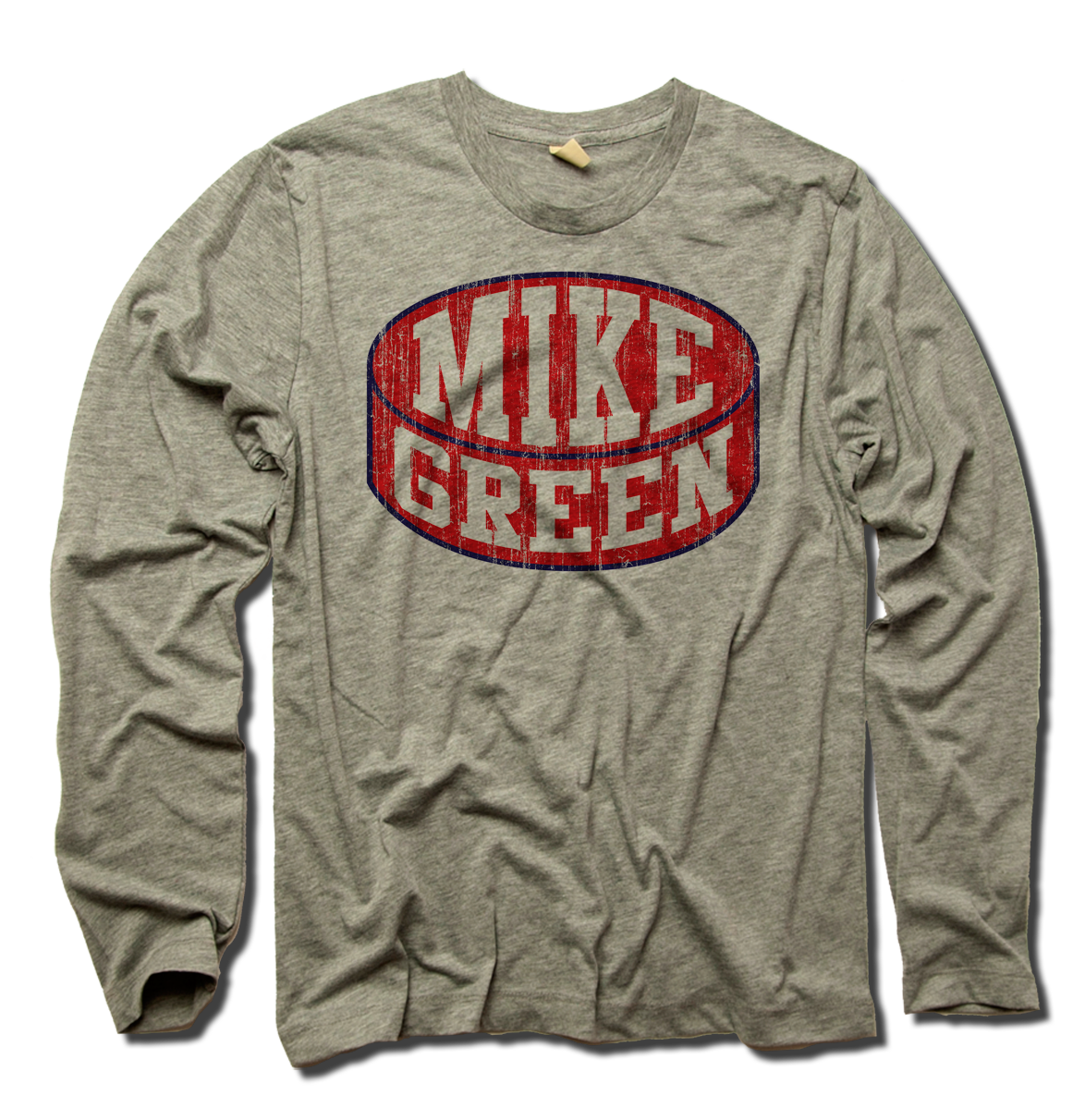 Mike Green Puck