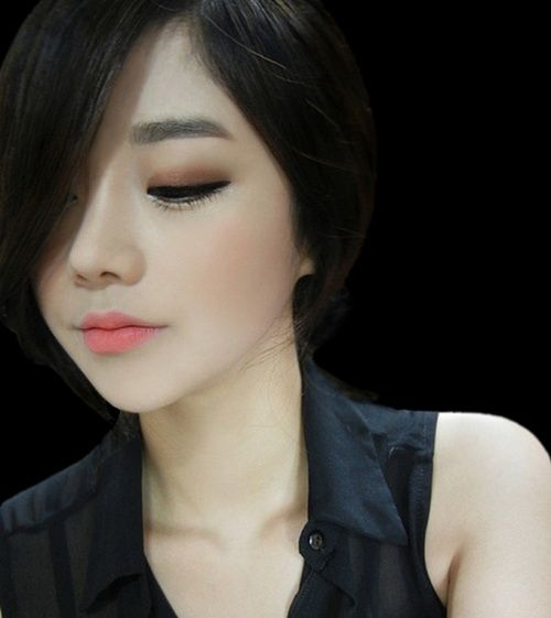 Asian make style up