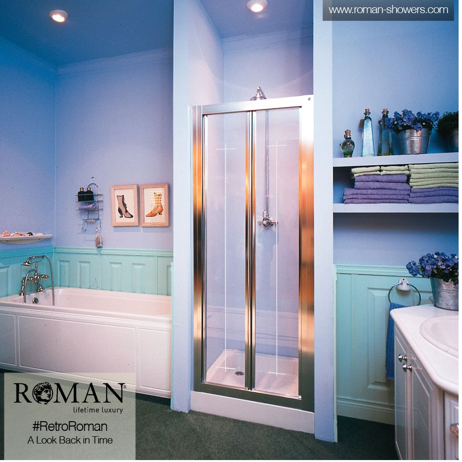 1986 Is When Roman Launched Our Longest Running Range Of Shower
