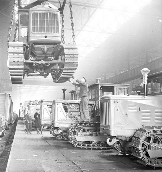 первый советский трактор: 4 тыс изображений найдено в ...