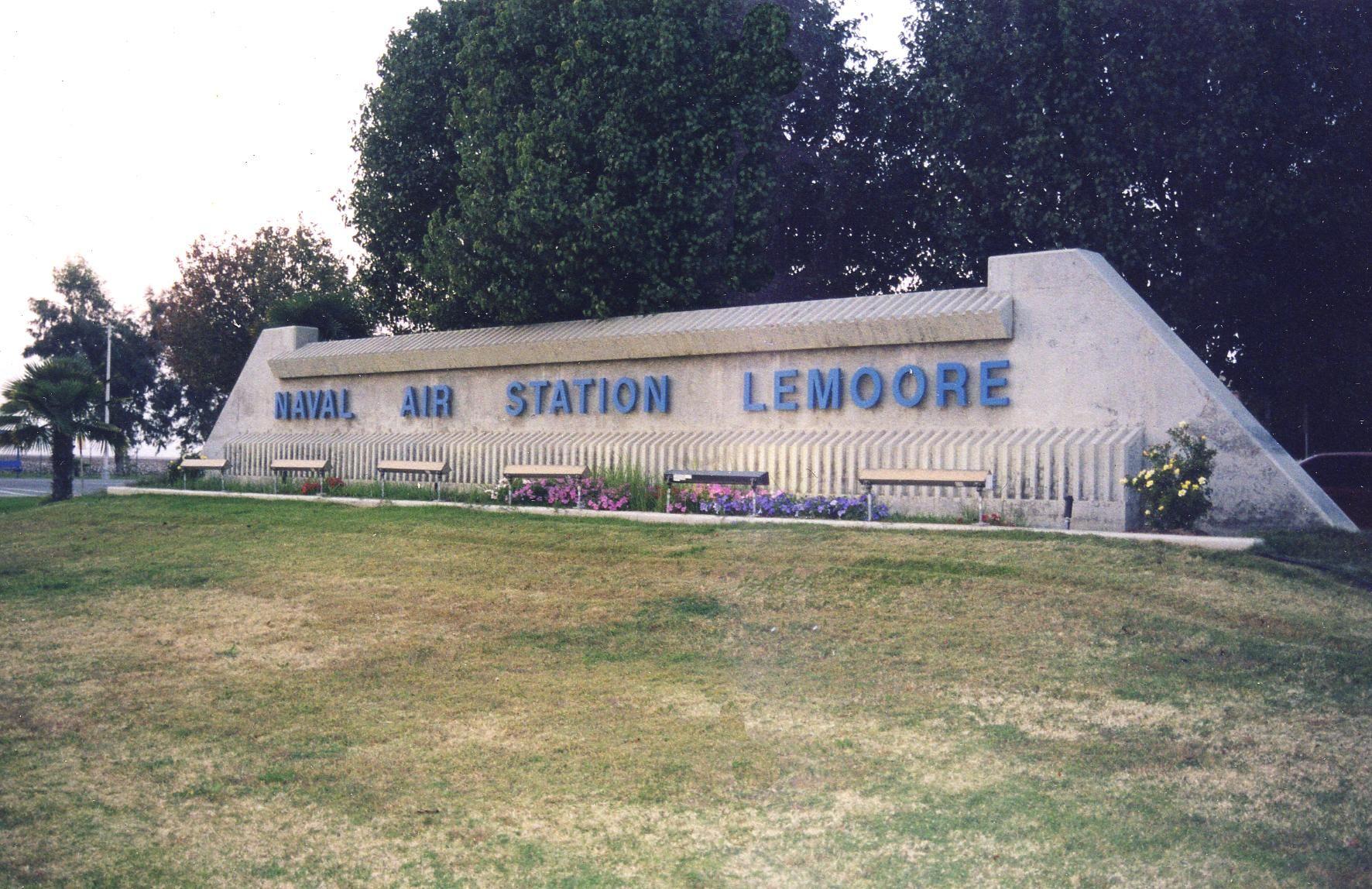 Naval Air Station Lamoore, Lemoore, CA 2014 NAS