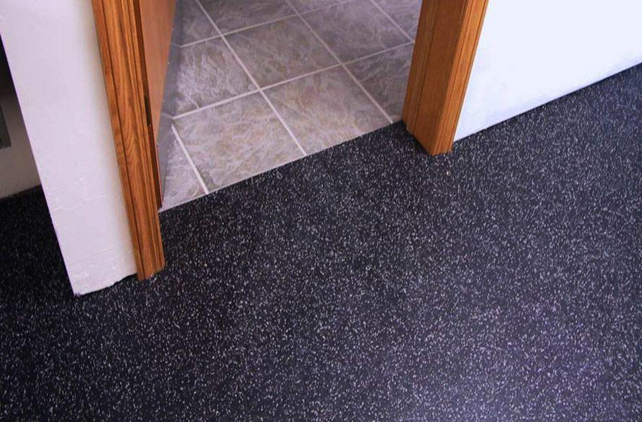 5mm Rubber Rolls Home gym flooring, Garage flooring
