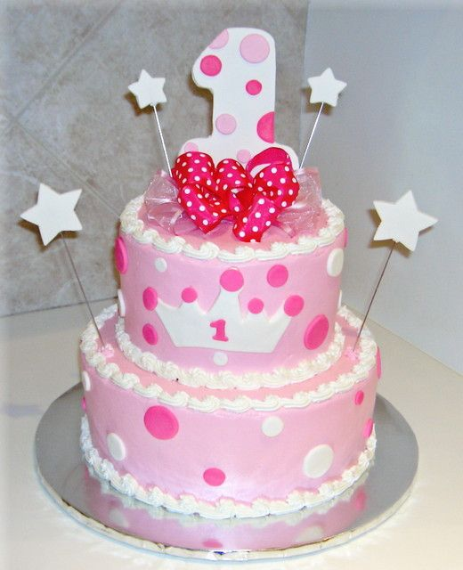 1st Birthday Princess Hannahs Birthday Ideas Pinterest