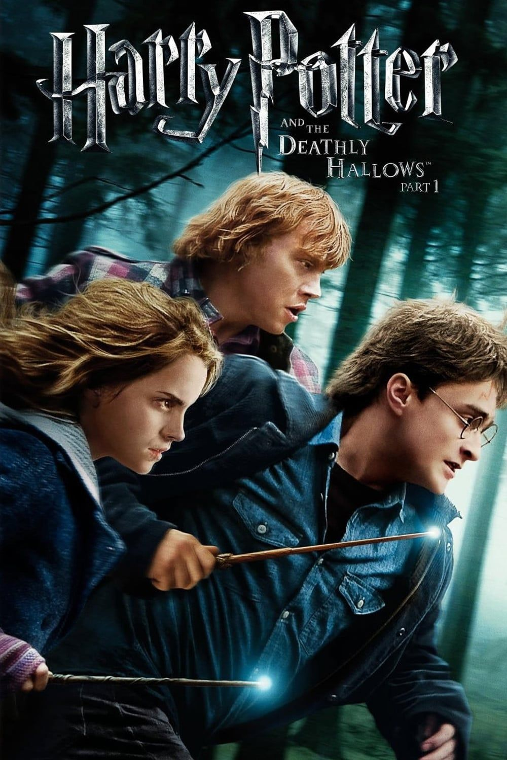Harry Potter And The Deathly Hallows Part 1 2010 English 720p Bluray Watch Hindi Movies Tamil Deathly Hallows Part 1 Harry Potter Movies Free Movies Online