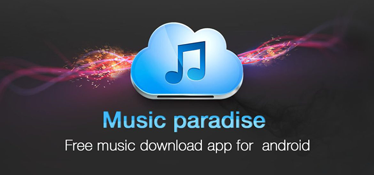 music paradise pro app for android free