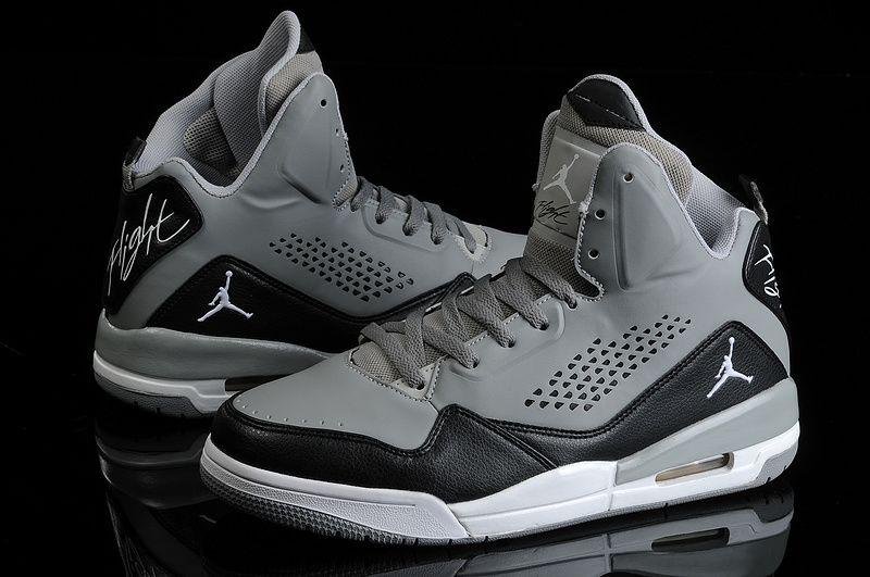 8a7b168037bf Air Jordan SC 3 Cool Grey Bright Black Summit White 629877 001 ...