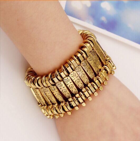 Gypsy jewelry  antique punk women men coin bracelet wholesale/pulseras mujer/pulseira feminina/brazalete/bijoux femme/from india