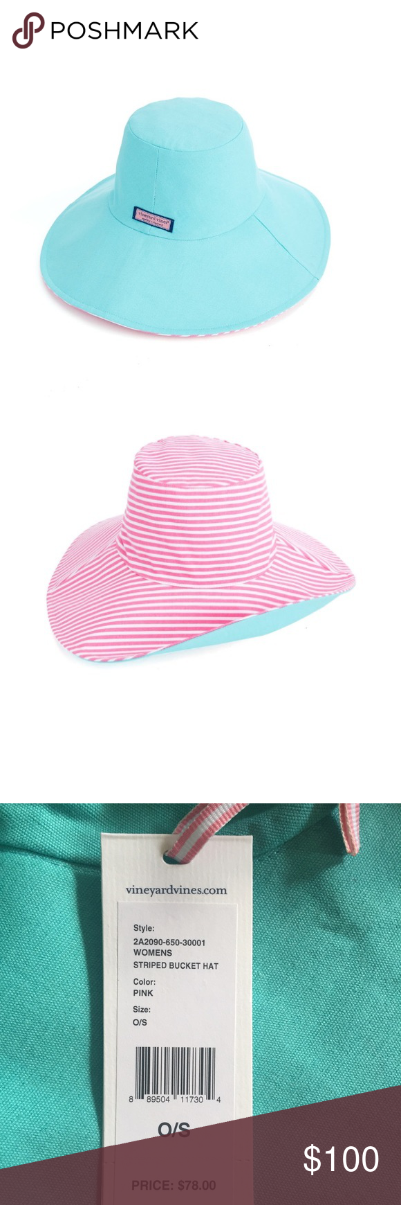 Vineyard Vines Reversible Bucket Hat Great gift idea!!! Vineyard Vines  Bucket Hat ef4457789c2