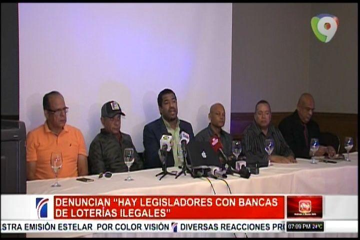 Más Escándalos En El Mundo Político: Denuncian Hay Legisladores Con Bancas Ilegales