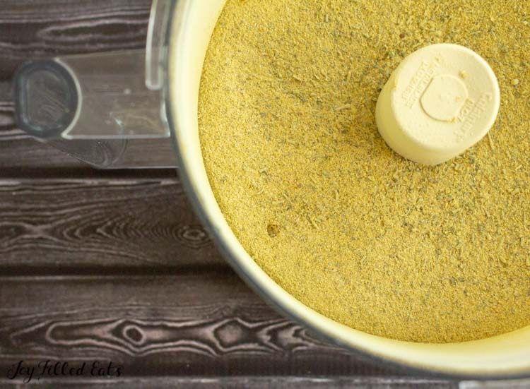Chicken bouillon powder low carb keto glutenfree thm