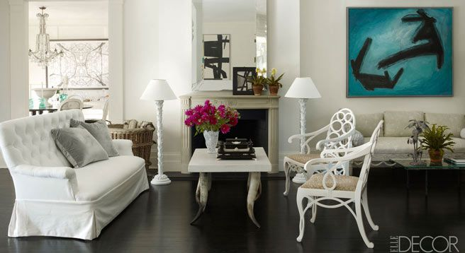 14 Ways To Make Your Home Feel Bigger | Small spaces, Elle décor and ...