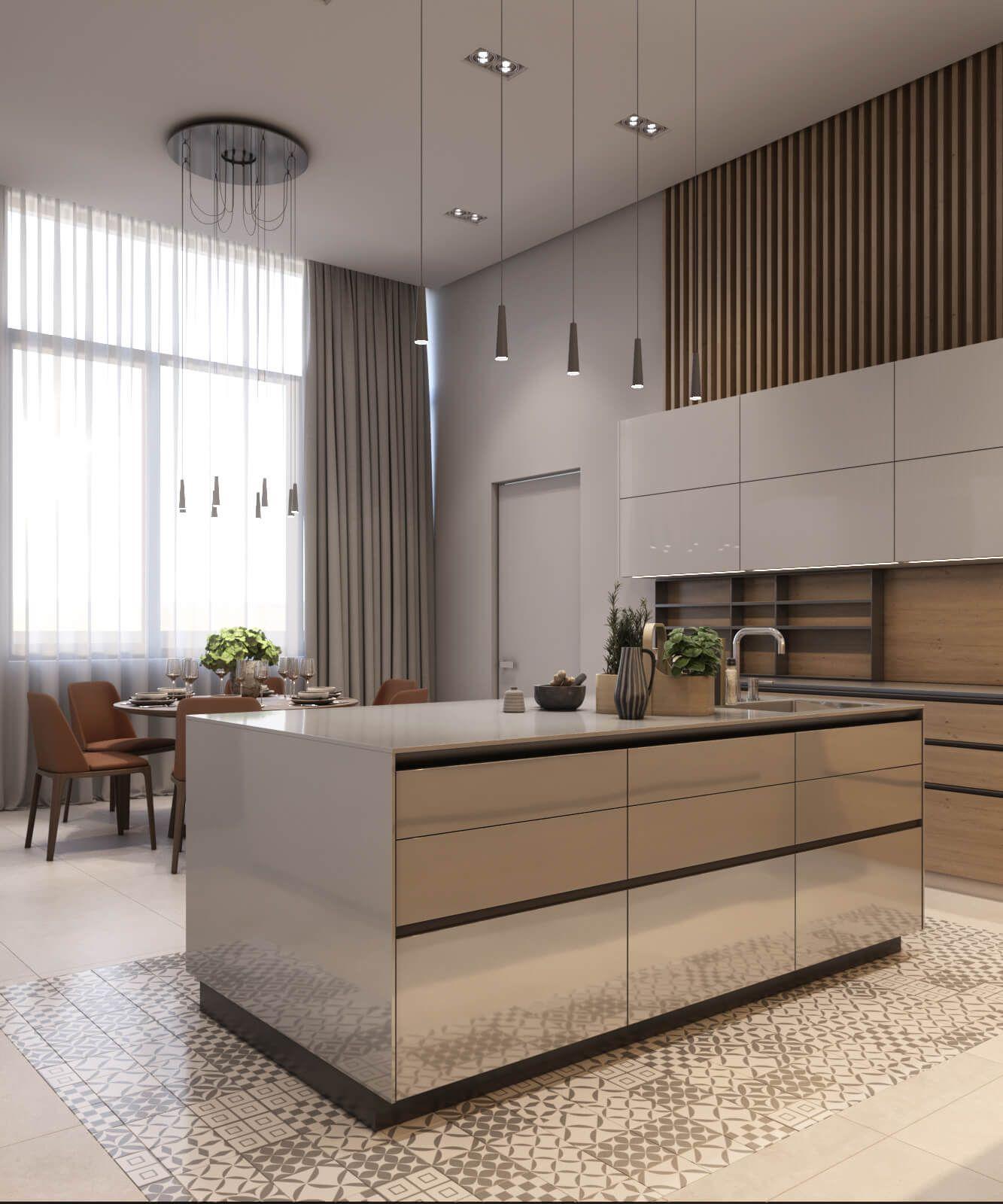 Modern House Bucha Iqosa Pinterest # Muebles Cocina Zelari Nuzzi