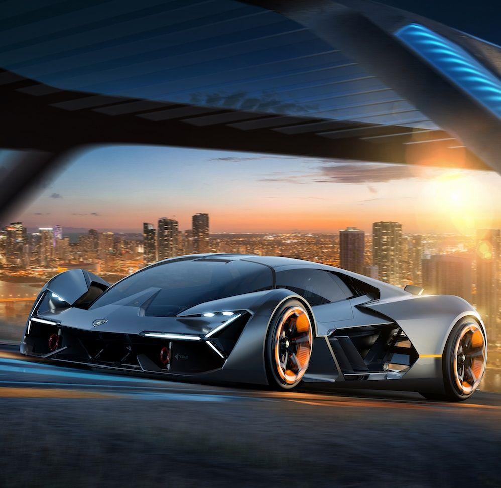 Introducing Lamborghini Terzo Millennio The Man Lamborghini Good Looking Cars Super Cars