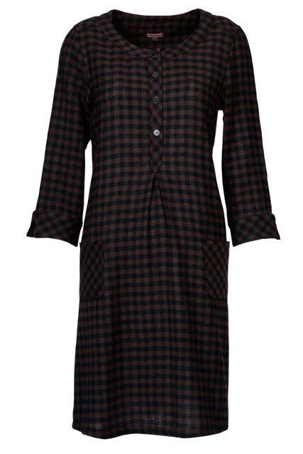 f5ae4dac29969 Robe laine, Carreaux   Mode   Pinterest   Robe laine, Vente privee ...