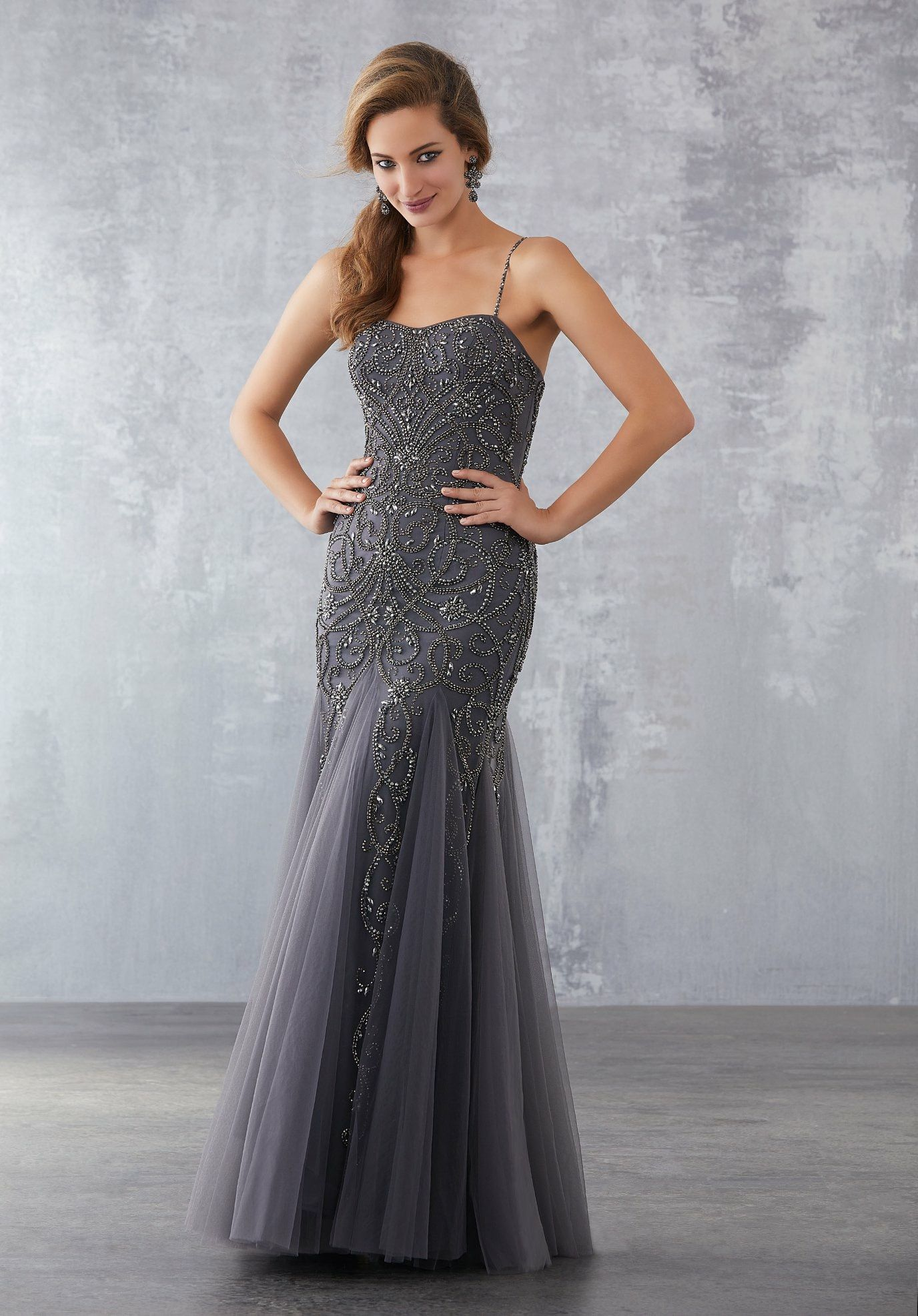 72edd4bb0e457 Mori Lee Bridesmaid, Bridesmaids, Formal Evening Dresses, Formal Gowns, Evening  Gowns,