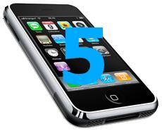 iPhone 5 – Kann das neue Smartphone noch produktiver machen?