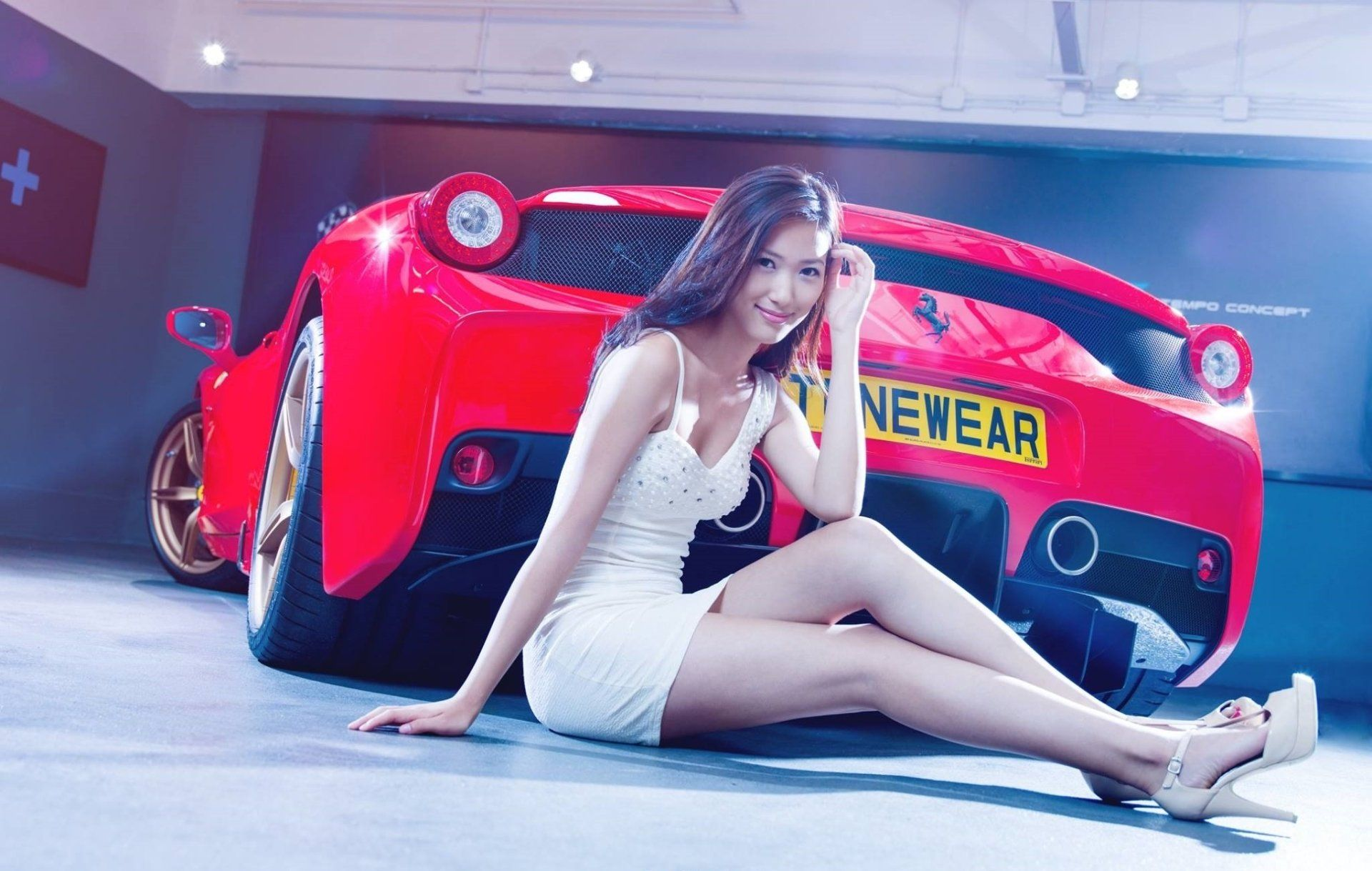 Women Girls Cars Wallpaper Car Girls Car Insurance Spaghetti