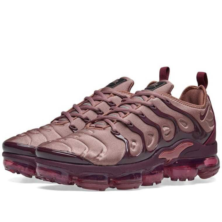 55d5e18fcf0 Nike W Air Vapormax Plus Burgundy AO4550-200 Bordeaux Wine Womens Running  Shoes  fashion  clothing  shoes  accessories  womensshoes  athleticshoes  (ebay ...