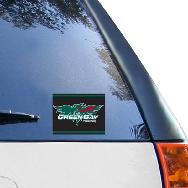 Wisconsin-Green Bay Phoenix 4'' x 6'' Ultra Decal - $1.99