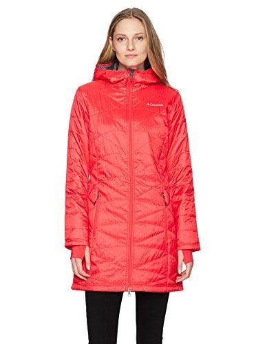 Columbia Womens Mighty Lite Hooded Jacket   You can get more details by  clicking on the 506831f73c51