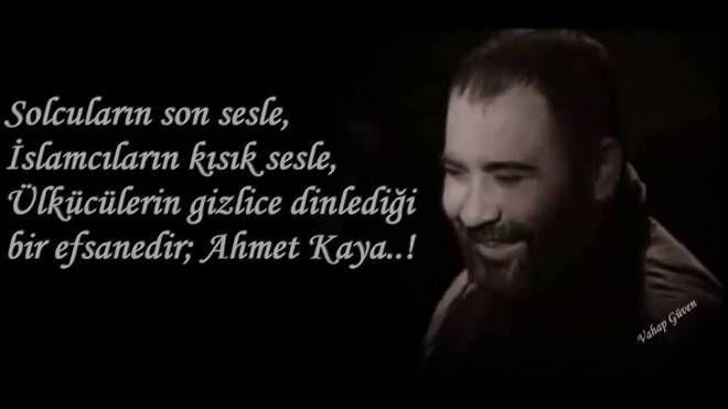 Ahmet Kaya Fan Club Sayfa 2 Guzel Soz Ozlu Sozler Alintilar