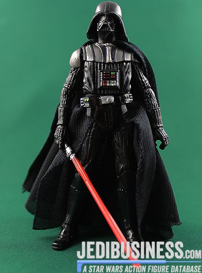 Star Wars Action Figure Darth Vader Revenge Of The Sith The Black Series 3 3 4 Inch 2013 2014 Star Wars Action Figures Black Series Darth Vader Figure