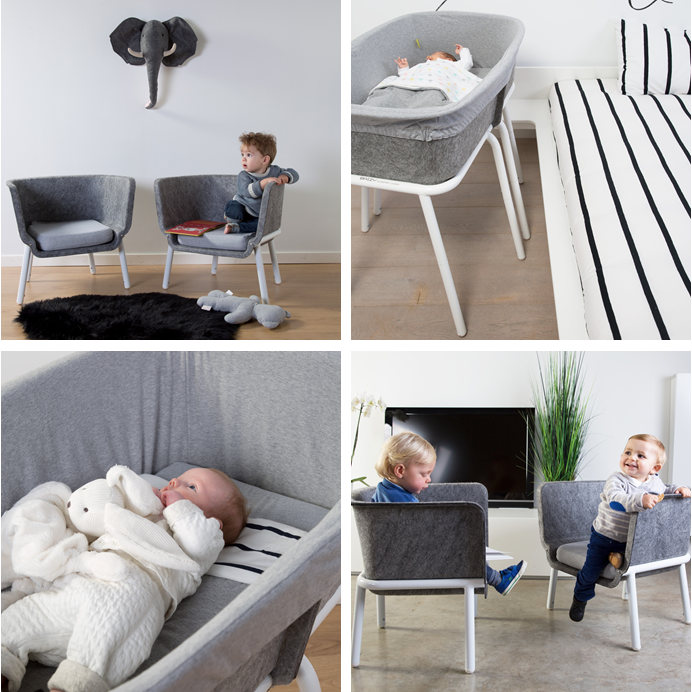 The Childhome Baizy Sleeper Chair Is A Comfortable And Soft Cradle. It Also  Converts Into 2 Stylish, Low Chairs That Are Suitable For Children Up To 12  ...