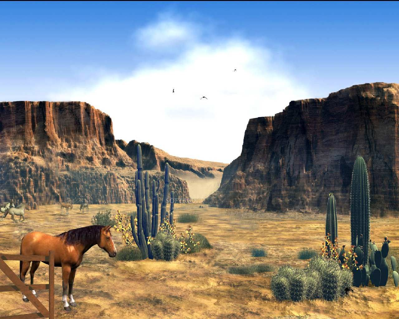 Wild West Animated Wallpaper Download Softpedia In 2019
