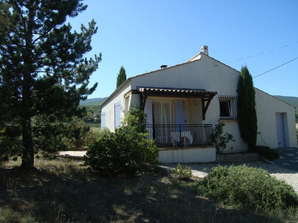 Maison En Haute Provence Chateauneuf Val Saint Donat Jardin Clos Villa Sejour