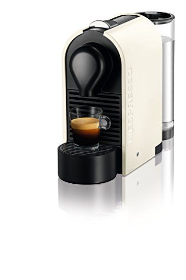 Nespresso U Coffee Machine by Krups - Pure Cream.