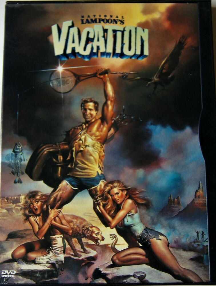 National Lampoons Vacation (DVD, 1997) Chevy Chase #WB