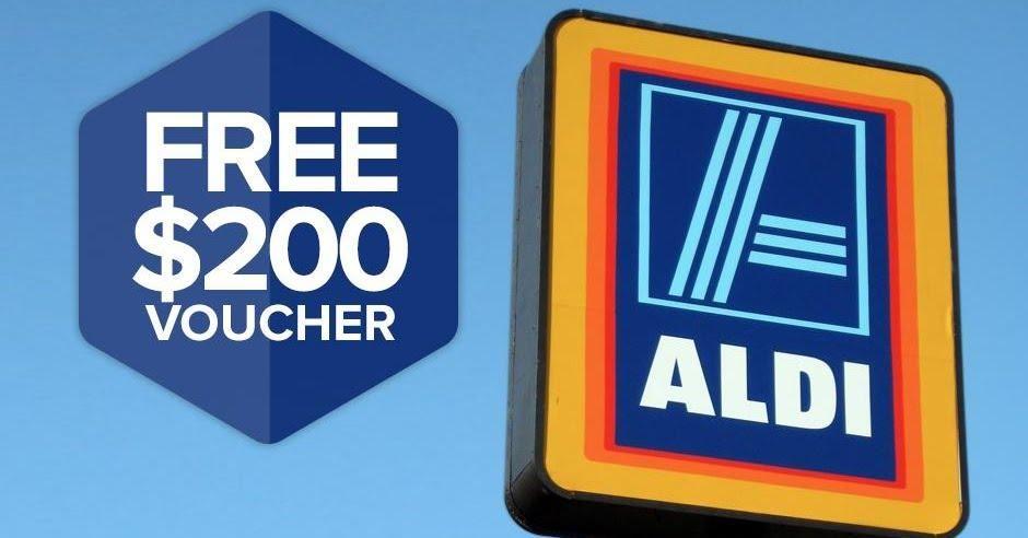 Get A Free 200 Aldi Gift Card Aldi Gift Card Mystery Shopper Aldi