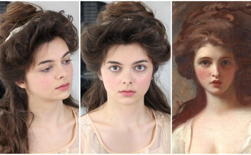 18th Century Hair Historical Hairstyles Curly Hair Styles Edwardian Hairstyles