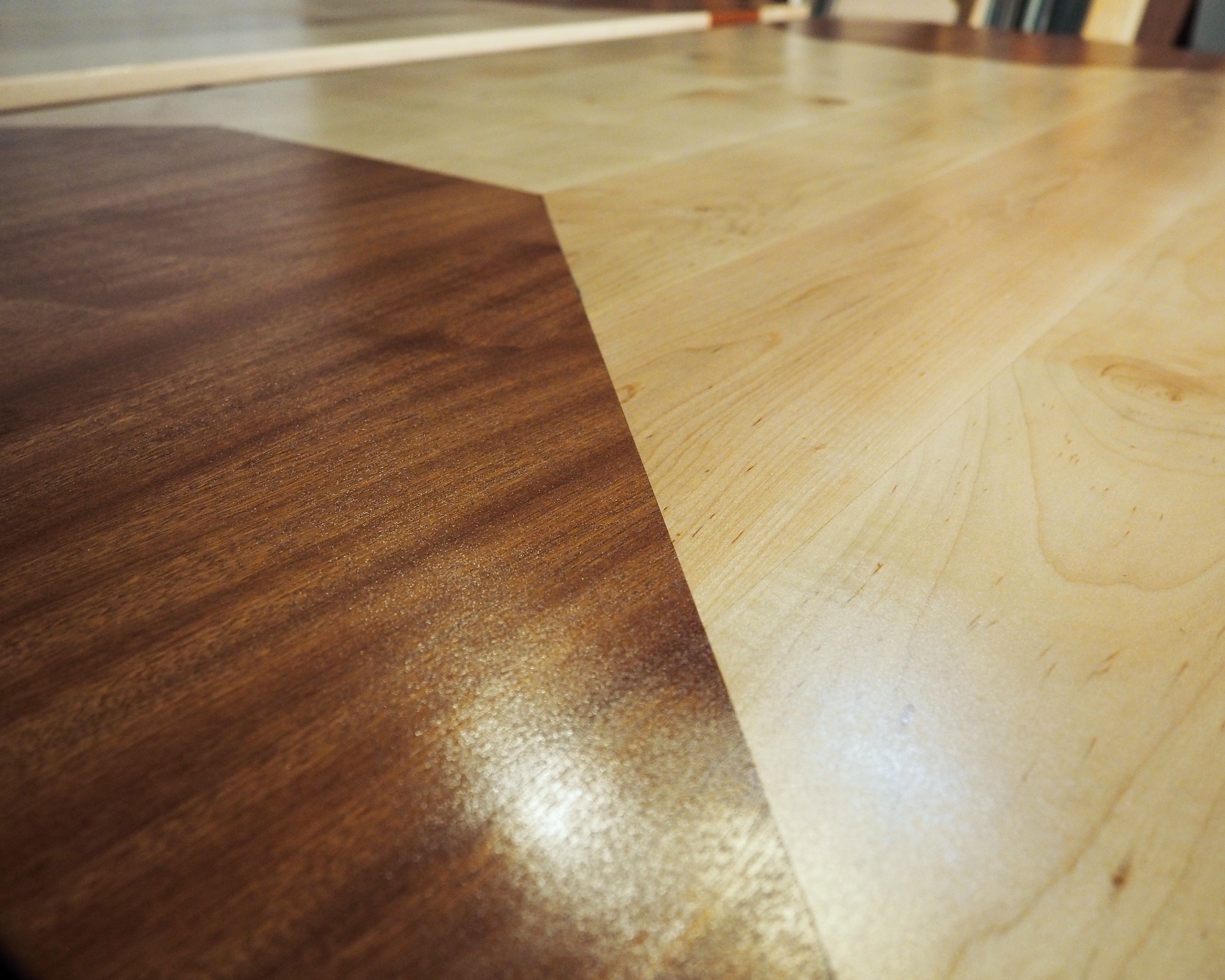Table Top Details For Custom Made Wood Dining Tables Made From