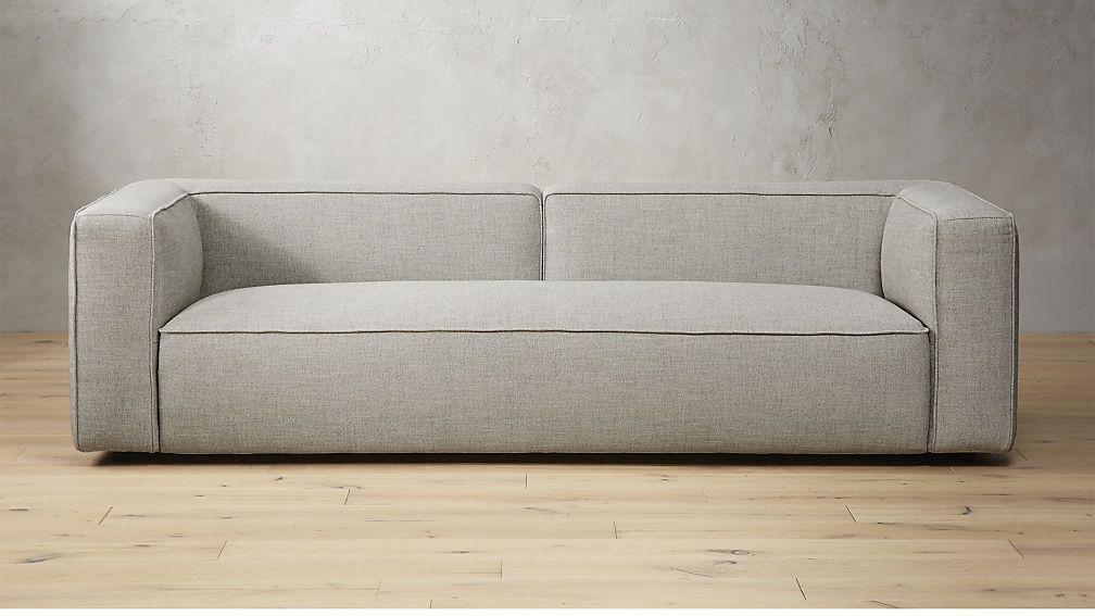 Lenyx Stone Extra Large Sofa in 2019 | Large sofa, Sofa ...