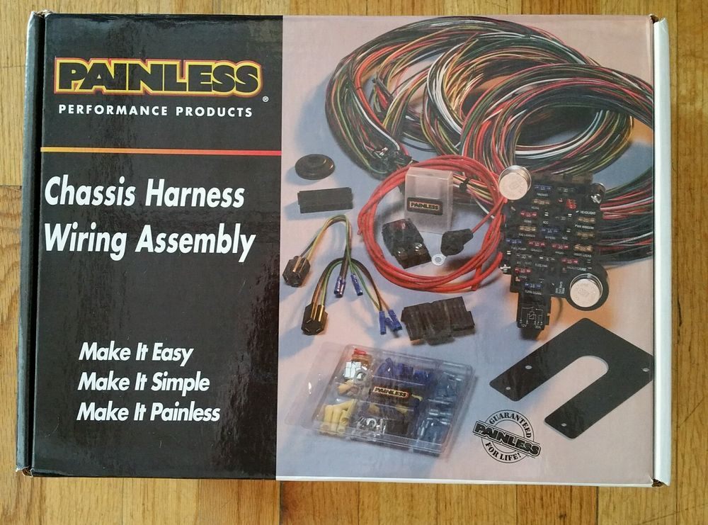 Pin On Painless Wiring 10202 Harness 18 Circuit