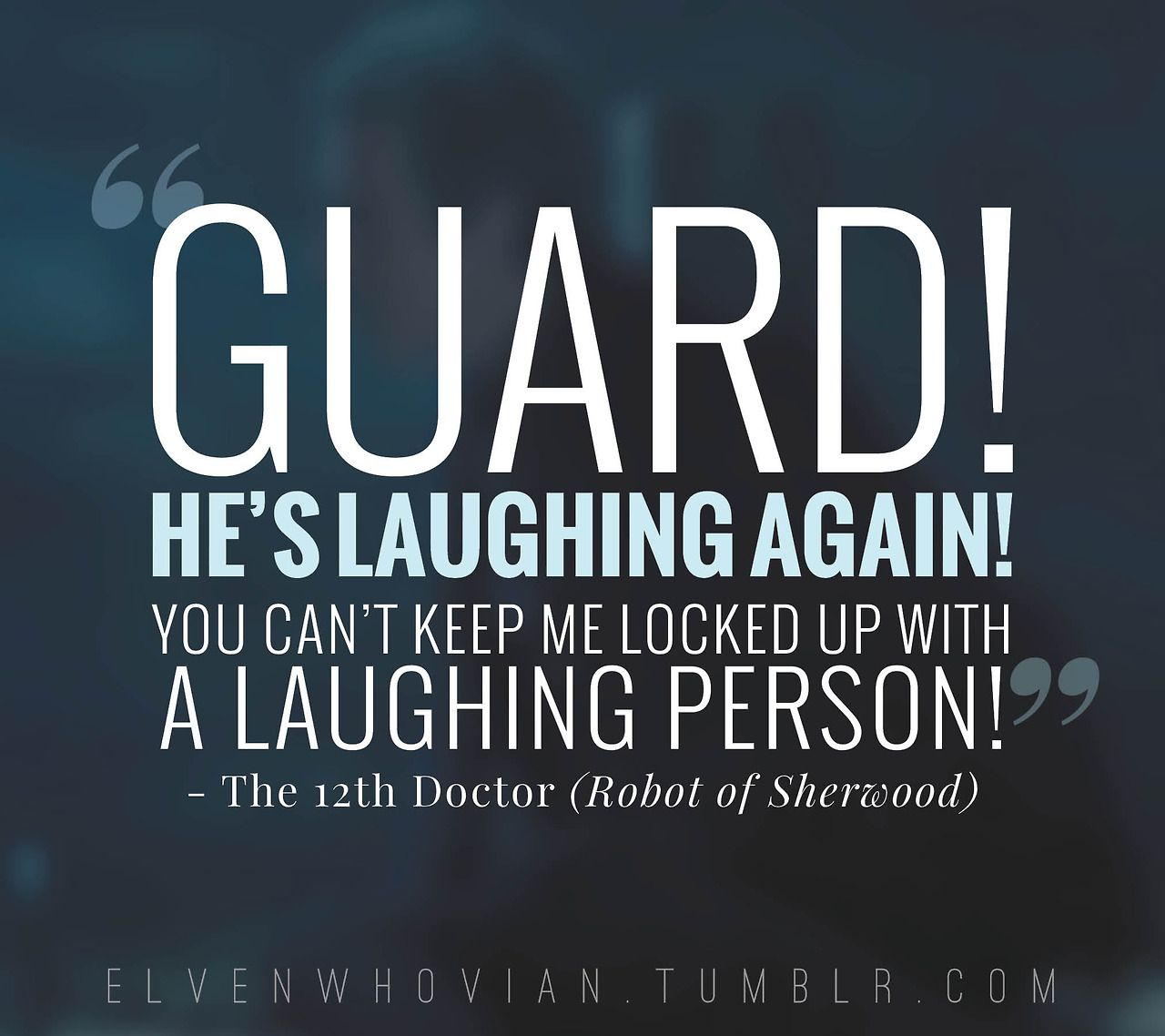 Comfy chairs doctor who - Twelfth Doctor Quotes Robot Of Sherwood Doctor Who