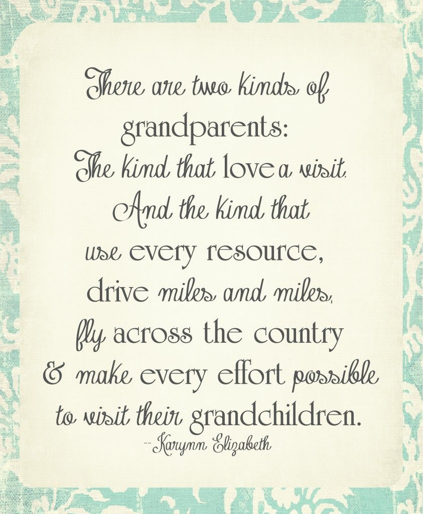 How to Be Good Grandparents