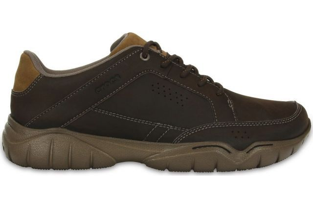 Crocs™ Men's Swiftwater Hiker Espresso/Walnut