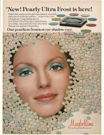 Fab Vintage Beauty Ads From The 50 S 60 S And 70 S With Images
